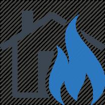 آتش سوزی خانه امن سامان ۱