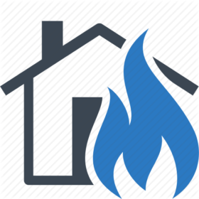 آتش سوزی خانه امن سامان ۴