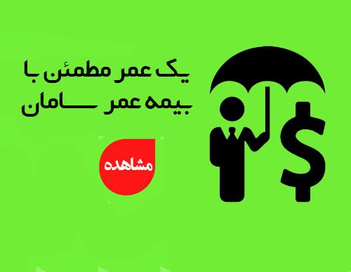 بیمه عمر سامان شیراز